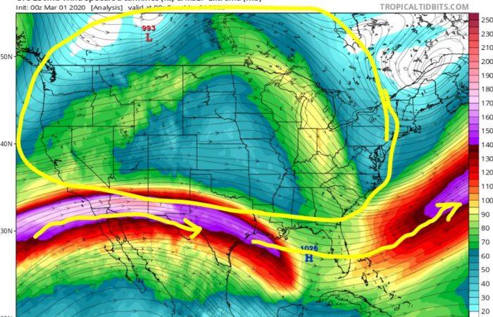 3/1/2020 Sunday: Warmer weather ahead in Minneapolis & MN